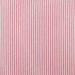 Sutton Red Curtain Fabric