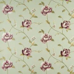 Aderley Heather Curtain Fabric