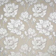 Amelia Cloud Cream Curtain Fabric