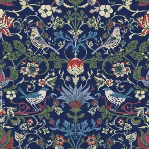 Audley Caspian fabric