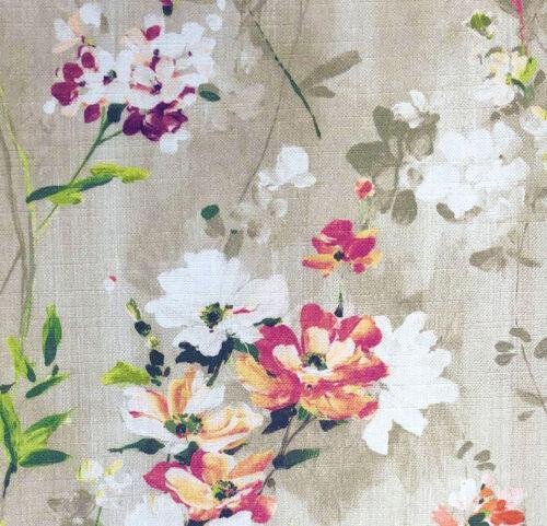 Blossom Plum fabric