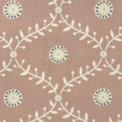 Bluntington Blush Curtain Fabric