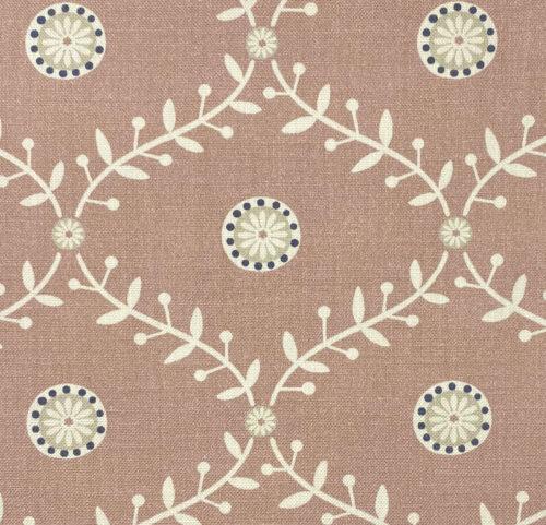 Bluntington Blush fabric
