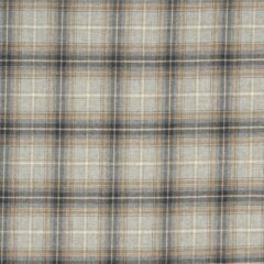 Balmoral Tawny Curtain Fabric