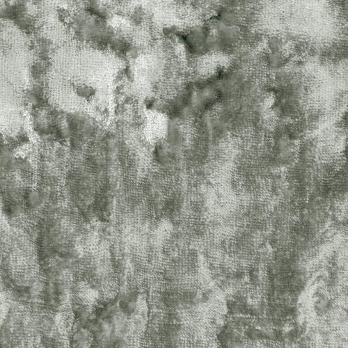 Crush Silver fabric