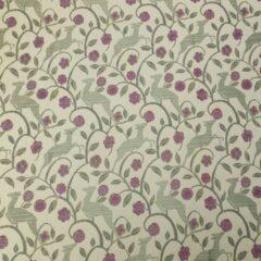 Daino Mulberry Curtain Fabric