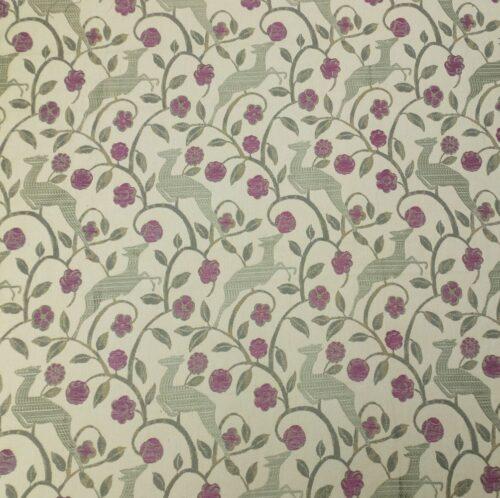Daino Mulberry fabric