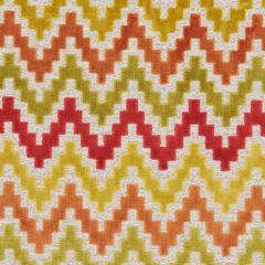 Empire Spice Curtain Fabric
