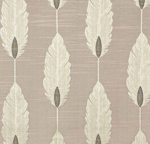 Feather Blush fabric