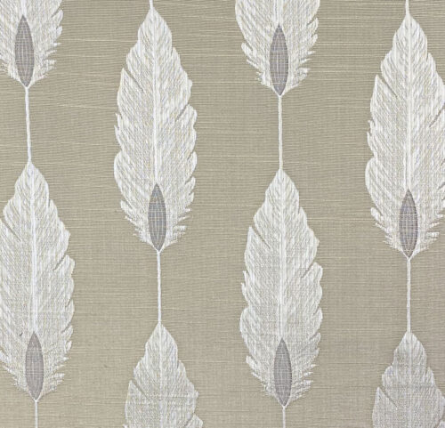 Feather Linen fabric