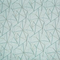 Fraction Mineral Curtain Fabric