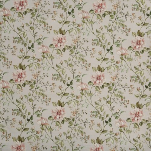 Fragrant Peach Blossom fabric