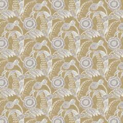 Flynn Natural Curtain Fabric