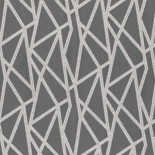 Geomo Pewter fabric