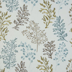Juniper Duck Egg Curtain Fabric