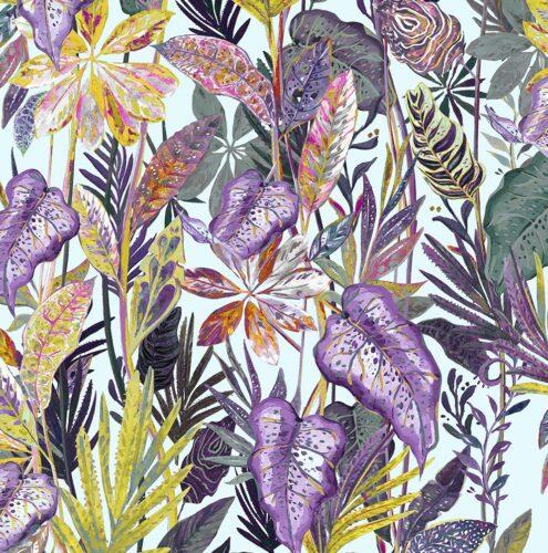 Kew tropical fabric