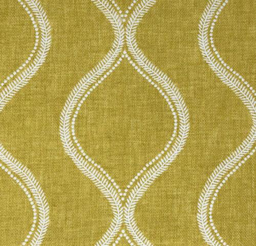 Ledbury Ochre fabric