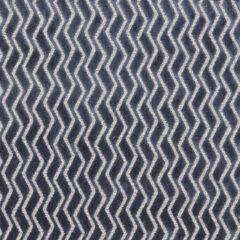 Madison Midnight Curtain Fabric