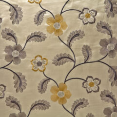 Masilda Stone Curtain Fabric
