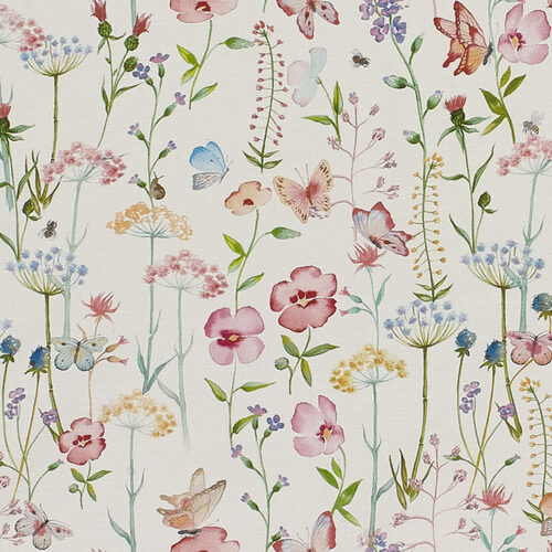 Meadow Flower Petal fabric