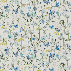 Meadowsweet Conflower Curtain Fabric
