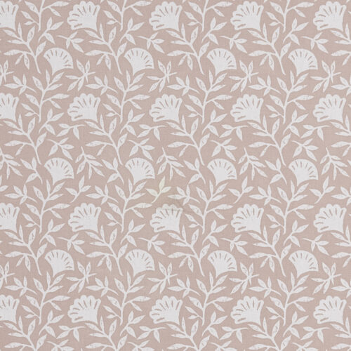 Melby Blush fabric