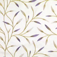Pietra Violet Curtain Fabric