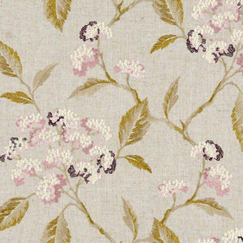 Summerby Damson fabric