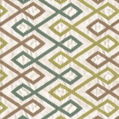 Tobago Citrus Curtain Fabric