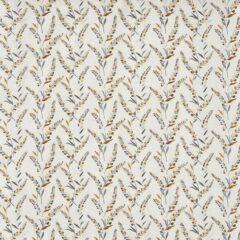 Wisley Saffron Curtain Fabric
