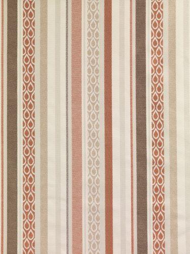 Freya Terracotta fabric