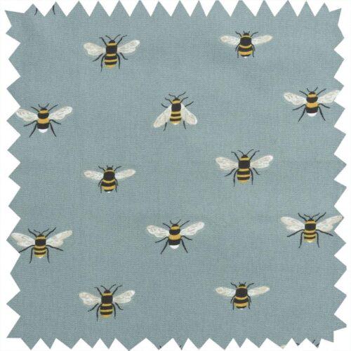 Bees Teal