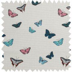 Butterflies Curtain Fabric