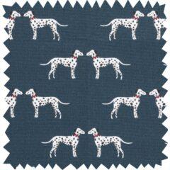 Dalmations Curtain Fabric
