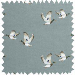 Ducks Curtain Fabric