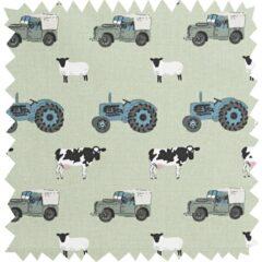 On the Farm Curtain Fabric