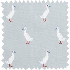 Runner Duck Curtain Fabric